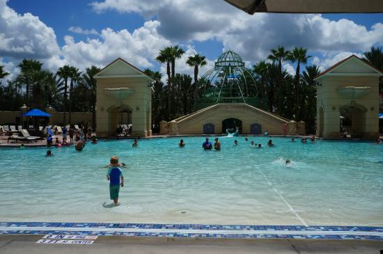 Amazing pool picture of parc soleil by hilton grand for Pool show orlando 2015