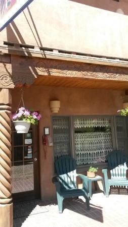 La Dona Luz Inn, An Historic Bed & Breakfast: Exterior of La Dona Luz