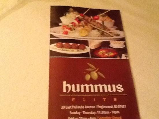 Hummus Elite: Humus Eliteadd to my review