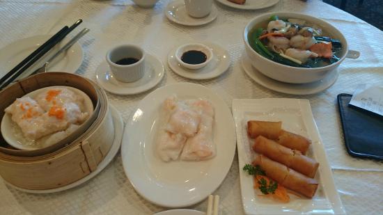Jade Seafood Restaurant : 飲茶