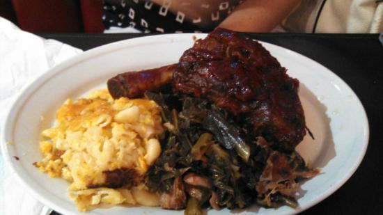 Hannibalu0027s Kitchen: Southern Style BBQ Ribs