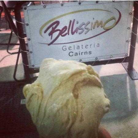 Bellissimo Gelateria : salted caramel