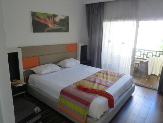 la chambre - Picture of Hotel Paradis Palace, Hammamet - TripAdvisor