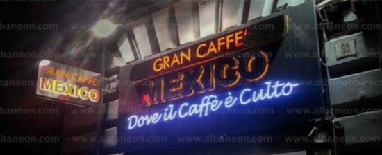 Bar Gran Mexico Napoli