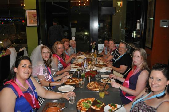 Hens Party Picture Of Olive Garden Cicchetti Bar Grill St Kilda Tripadvisor