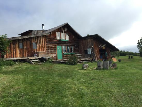 Kilcher Homestead Living Museum