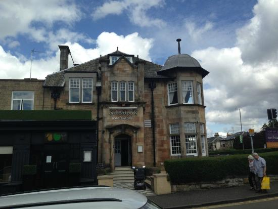 Picture of orchard park hotel glasgow for Orchard park