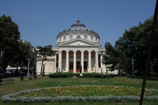 Atenul Roman: Ateneul Român, Bucuresti