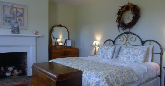 Saint Mary's City, MD: Our bedroom