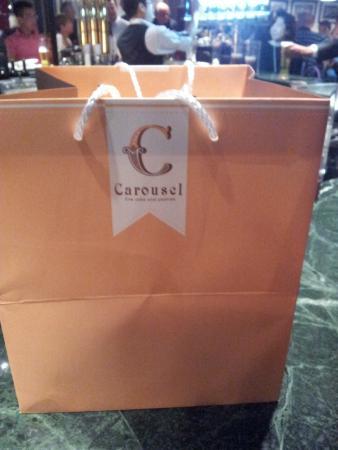 Carousel Cakes Nanuet Ny