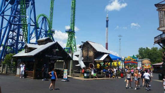 wicked cyclone picture of six flags new england agawam. Black Bedroom Furniture Sets. Home Design Ideas