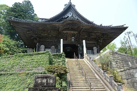 Shibayama Nioson Kannon Temple: 仁王門