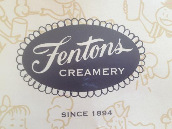 Welcome to Fentons... 121 years and counting