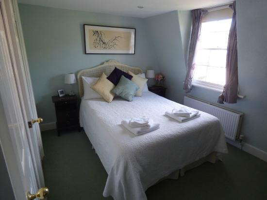 Brocks Guest House: Top floor room # 7