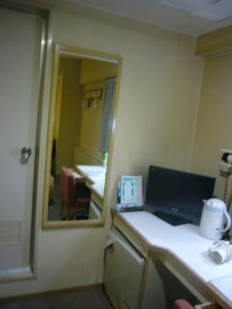Hiroshima Rich Hotel Namiki-Dori: 室内