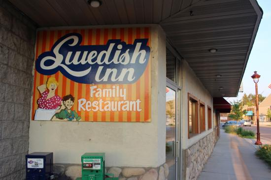 Lindstrom, MN: Swedish Inn - delightful restaurant