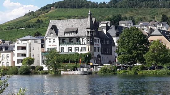 Jugendstilhotel Bellevue Traben-Trarbach