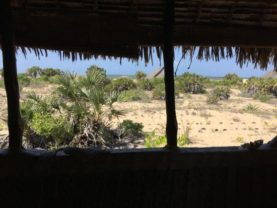Kizingo: vue au réveil