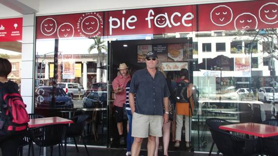 Pie Face: Although always with line ups - it is a quick wait