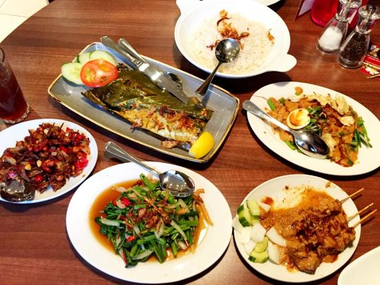 Indonesian Restaurant London Tripadvisor