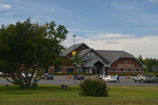 Kenai Chamber of Commerce and Visitor Center