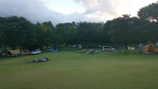 Ikoinomura : キャンプ場