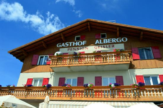 Gasthof - Pizzeria - Pension Geisler