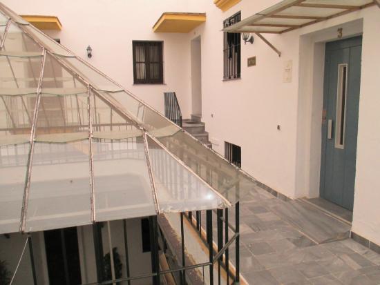 Apartamentos Larga 70: The top floor