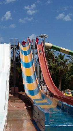 Hotel Marina Parc: The waterpark