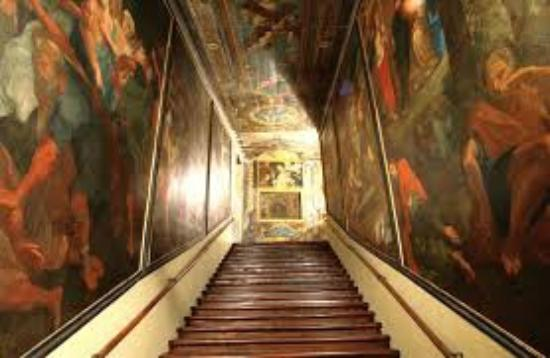 ‪The Holy Stairs in Campli‬