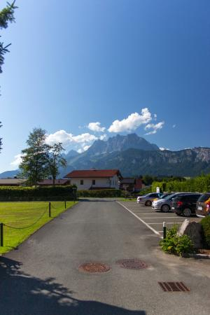 Sporthotel Austria: View from the front