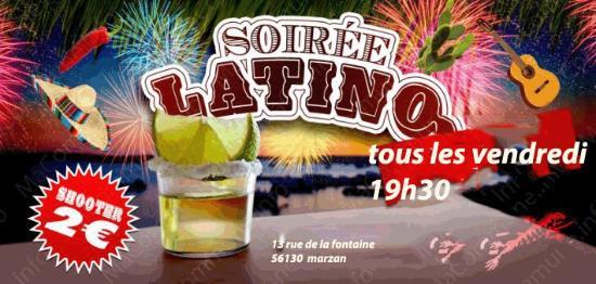 Les Rives de Vilaine : soiree latino