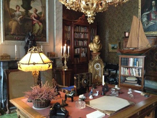 Het interieur van een van de kamers van het Paleis - Foto van Paleis ...