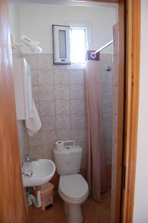 kleines duschbad bild von michaella nikos maria studios. Black Bedroom Furniture Sets. Home Design Ideas