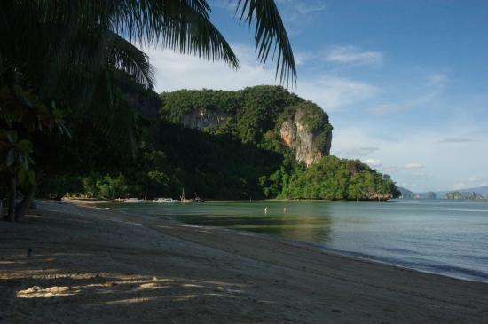 Paradise KohYao: The beach