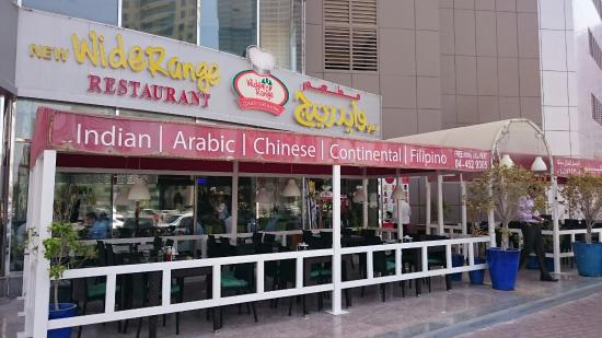 WideRange Restaurant