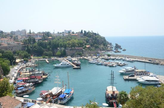 Vielle ville d'Antalya