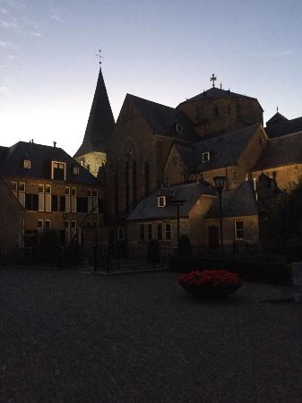 Hotel De Schout : Een foto van de omgeving.