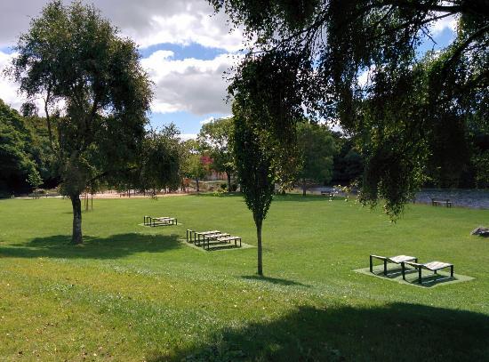 Parc de la Penfeld : Penfeld Brest August 2015
