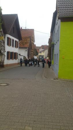 Dorn-Duerkheim, Jerman: Fastnacht in Dorn-Dürkheim