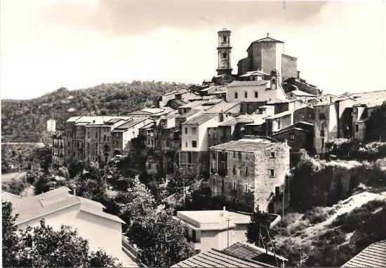 San Fili, Italien: scorcio del centro storico