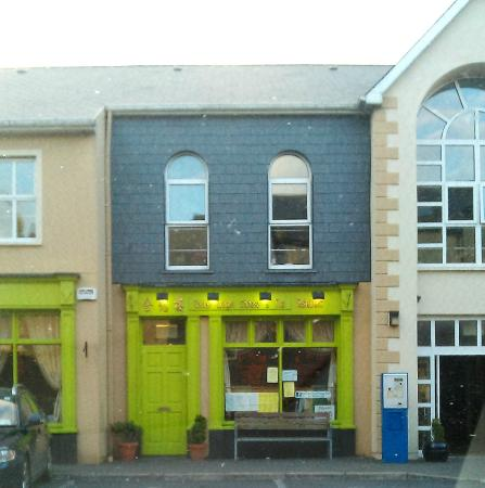 Bandon, İrlanda: Golden Dragon restaurant(at the back of Ulsterbank)