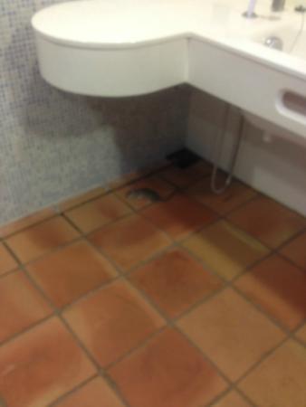 Roquebrune-sur-Argens, Francja: sanitaires carré A