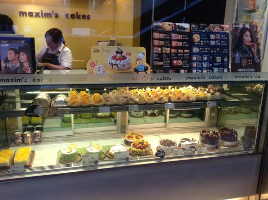 Cake Shop In Hong Kong Maxim