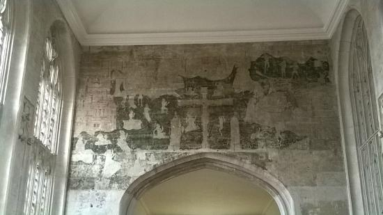 The Guild Chapel: hidden images restored