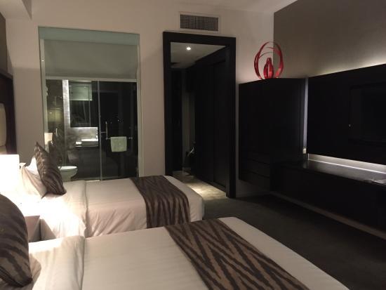Deluxe twin picture of swiss garden hotel melaka melaka for Garden room reviews