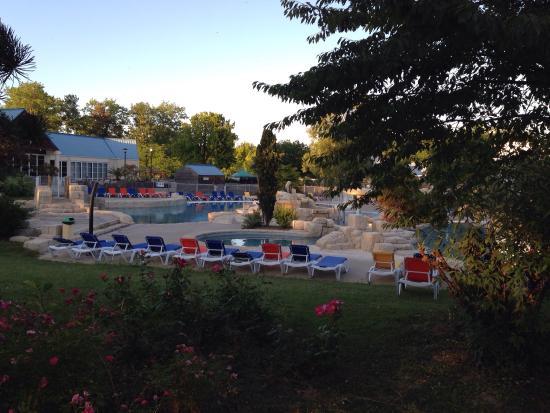 Campsites Le Parc de Fierbois: photo2.jpg