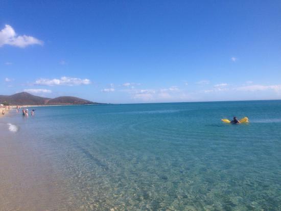 Spiaggia di Su Tiriarzu