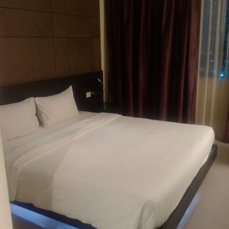 The Park Residence @ Bangkok: Bedroom