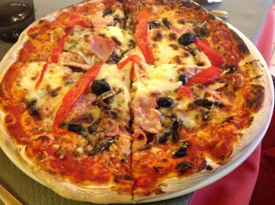 Siracusa : Pizza